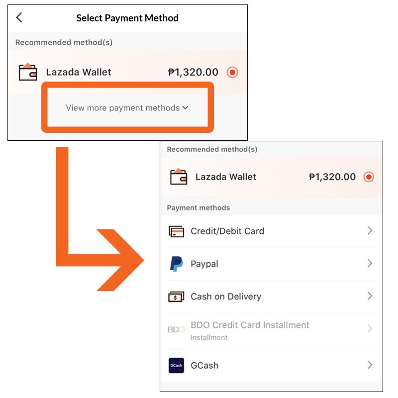 Help Center Lazada E Wallet Lazada Ph